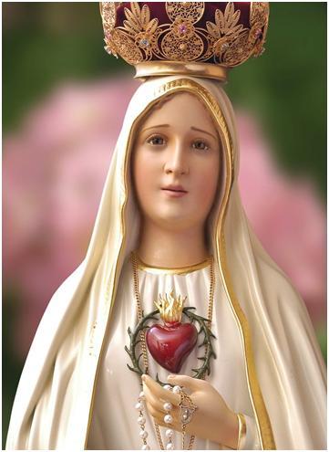 Oración en el mes de la Virgen María