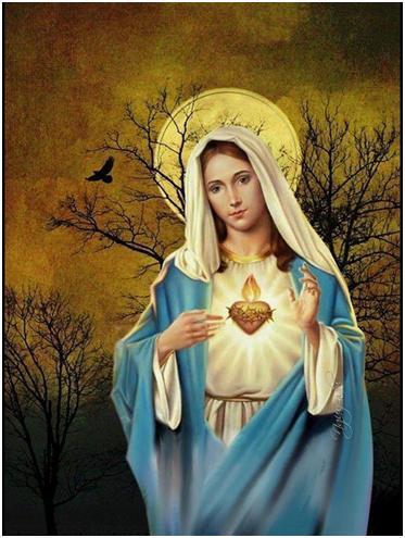 ACTO DE CONSAGRACIÓN A JESÚS POR MARÍA