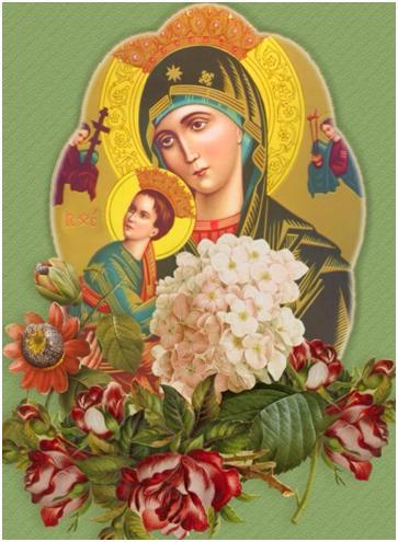 Oración Virgen del Perpetuo Socorro para alcanzar un favor