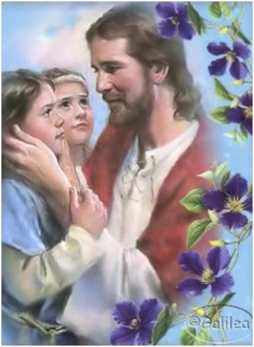 corazón de jesús gracias por tu amor