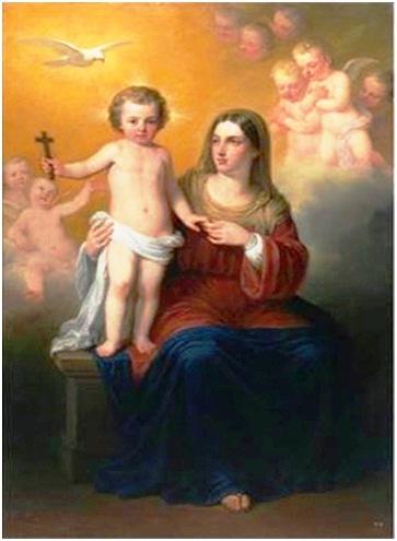 Amor Alegría y Gozo en el Espíritu de Dios