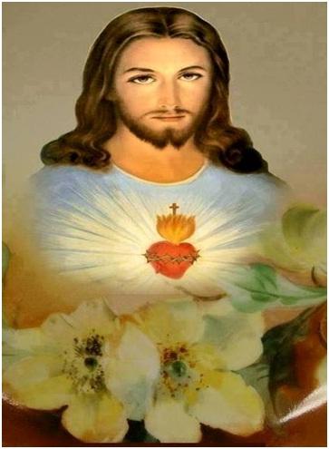 SANTÍSIMO CORAZÓN DE JESÚS FUENTE DE TODAS LAS BENDICIONES
