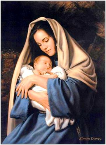 SOLEMNIDAD DE LA VIRGEN MARÍA MADRE DE DIOS