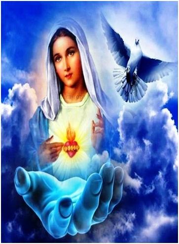 Ven Espíritu Santo dador de Vida de Amor y de Fe