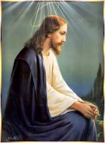 Jesús confío pacientemente en tu bondad