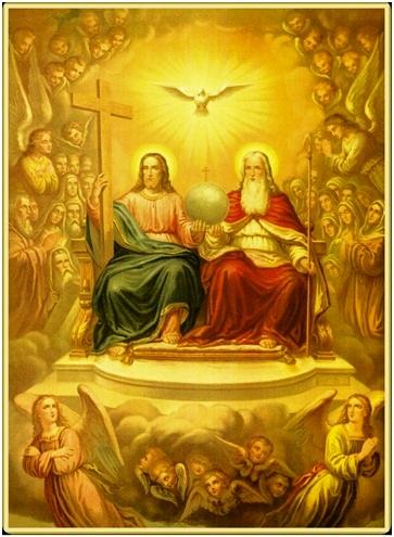 Espíritu Santo oración de sanación, liberación, purificación