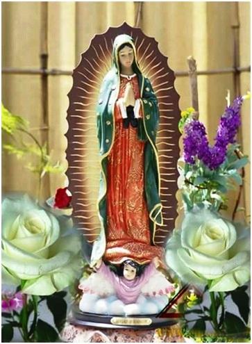 Oración la Virgen para colocar mi vida en sus manos