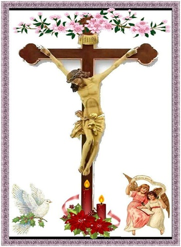 Señor Jesús sin ti no puedo ser feliz