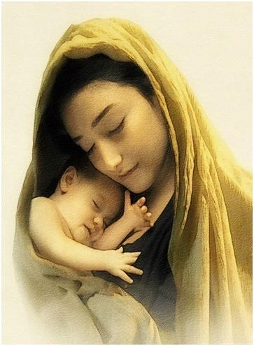 Oración Confía en María Virgen Santísima en todo momento