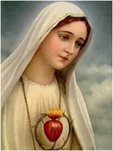 Corazón Inmaculado de María Enciende mi Alma de Amor