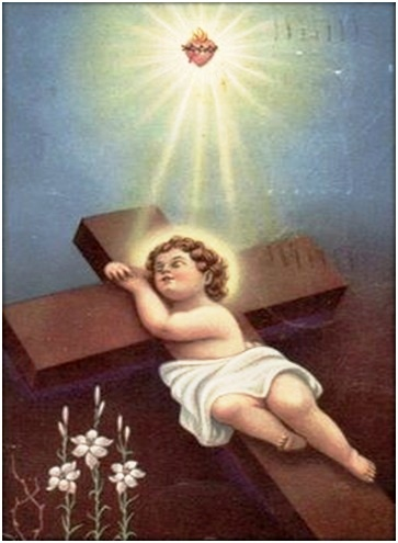 CORONILLA AL DIVINO NIÑO JESÚS MUY MILAGROSA