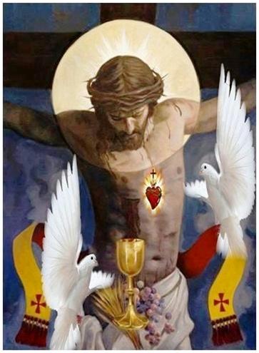 Cuando algún problema te agobia cuéntaselo al Espíritu Santo