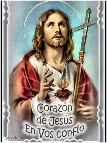 Diálogo Interior con el Corazón Amoroso de Jesús