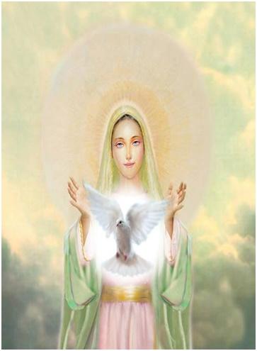 Dios desea llenarnos del Espíritu Santo