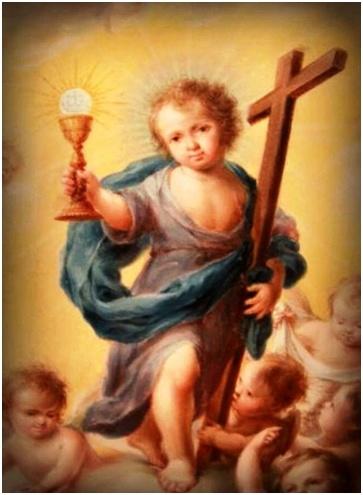 Divino niño Jesús pedimos por todos los niños del mundo