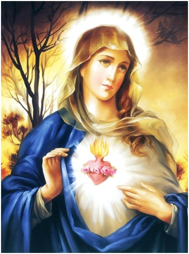 El poder de la Virgen María sobre cada uno de nosotros