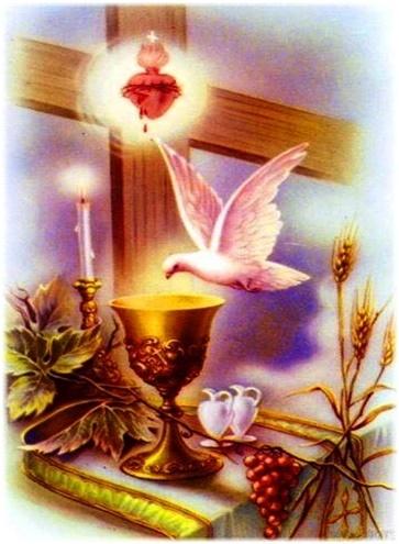 Espíritu Santo danos la Paz