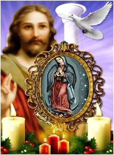 Espíritu santo, divino espíritu de luz y amor