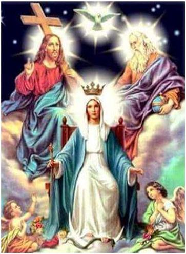 Hermosa y poderosa oración Santísima Trinidad