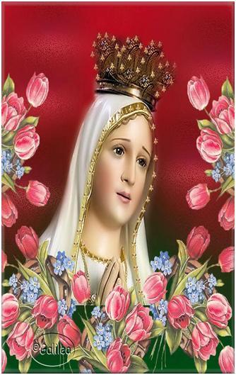 Invoca Virgen María cuando estés triste, afligido y sin fuerzas