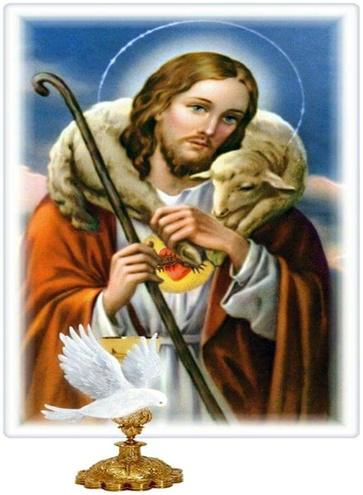 Danos Sacerdotes santos oración a Dios por los sacerdotes