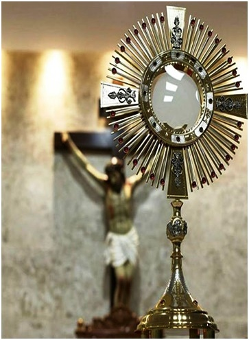 Jesús sacramentado el gozo de estar junto a ti http://www.virgenmariaauxiliadora.com/