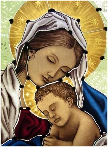 La fuerza del Santo Rosario nos llena de Bendiciones y mucha Ayuda