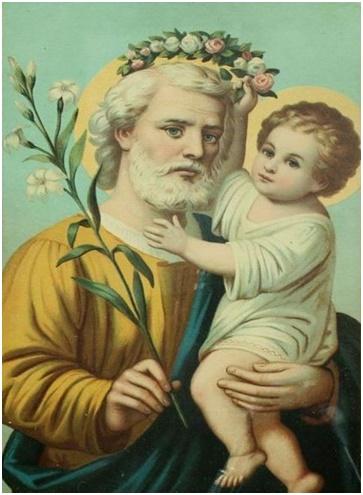 Los cinco dolores de San José el santo del silencio