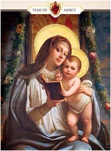 María está presente con su aroma en el ambiente espiritual de cada alma