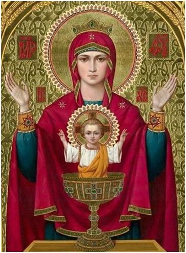 Novena Virgen del Perpetuo Socorro muy milagrosa