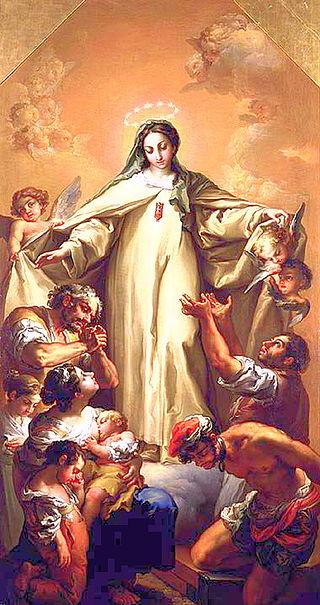 Novena a la virgen de las mercedes muy milagrosa para todos los días