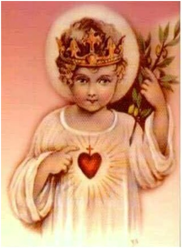 Novena divino niño Jesús muy milagrosa día Segundo
