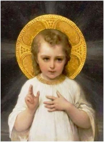 Novena divino niño Jesús muy milagrosa día cuarto