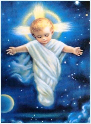 Novena divino niño Jesús muy milagrosa día octavo