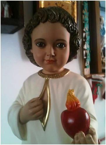 Novena divino niño Jesús muy milagrosa día quinto