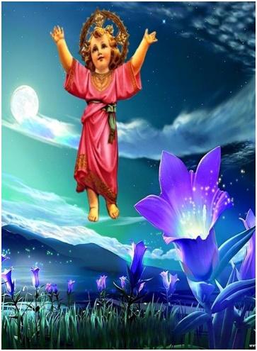 Novena divino niño Jesús muy milagrosa día séptimo