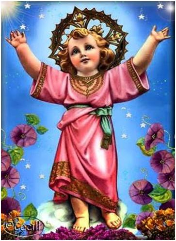 Novena divino niño Jesús muy milagrosa día tercero