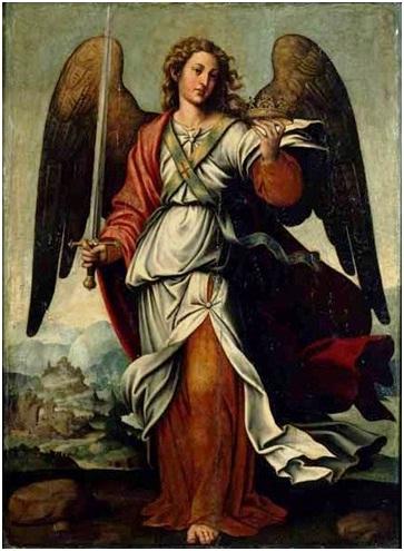 Oración Nuestro Ángel de la Guarda nos cuide, proteja y Bendiga
