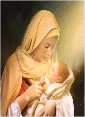 Oración al Corazón de María para Bendecir los Hijos