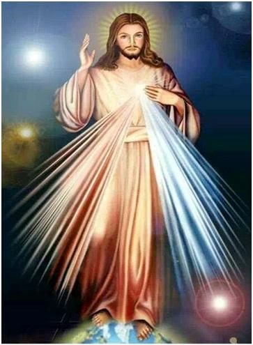 Oración Jesús Misericordioso para iluminar y Bendecir nuestro hogar