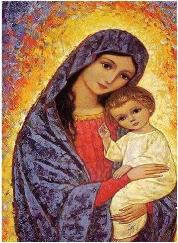 Oración a María refugio de los más necesitados y pecadores