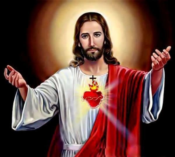 Oración al Sagrado Corazón de Jesús para poner tu vida y necesidades en sus manos
