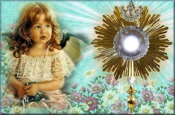 Oración al Santísimo Sacramento para la prosperidad en tu vida