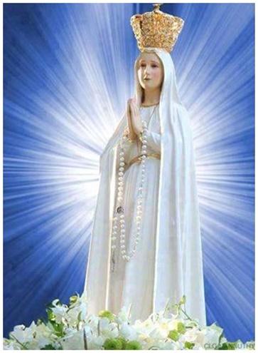 Oración final del mes de la Virgen María