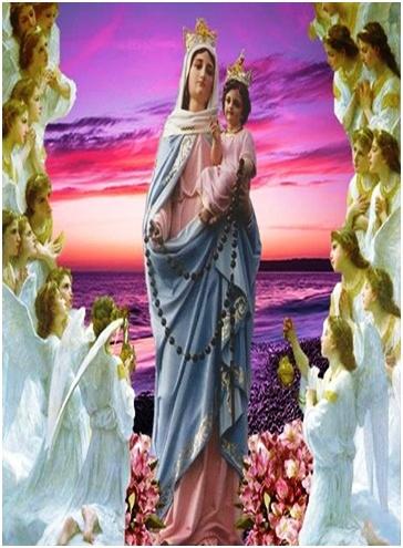 Orar el Santo Rosario une familias, amigos y continentes
