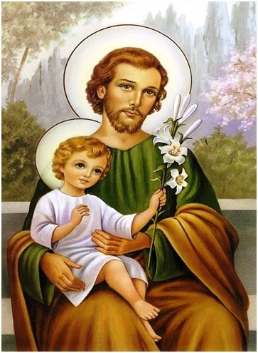 Oración piadosas súplicas a San José para momentos difíciles