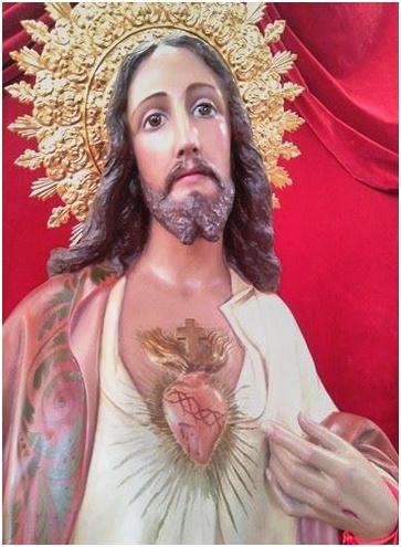 Sagrado Corazón de Jesús en Ti Confío