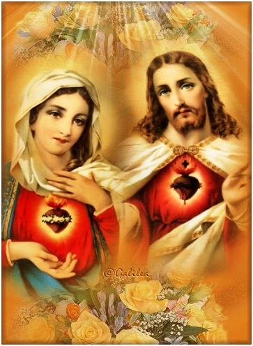 Sagrado Corazón de Jesús en Vos Confío Lo Aprendí de mi Madre