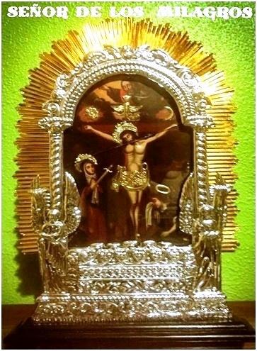 Se Or De Los Milagros Oraci N De Sanaci N Interior Virgen Mar A Auxiliadora