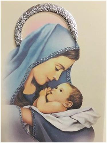 Ser Madre es tan Hermoso que Dios quiso tener Una